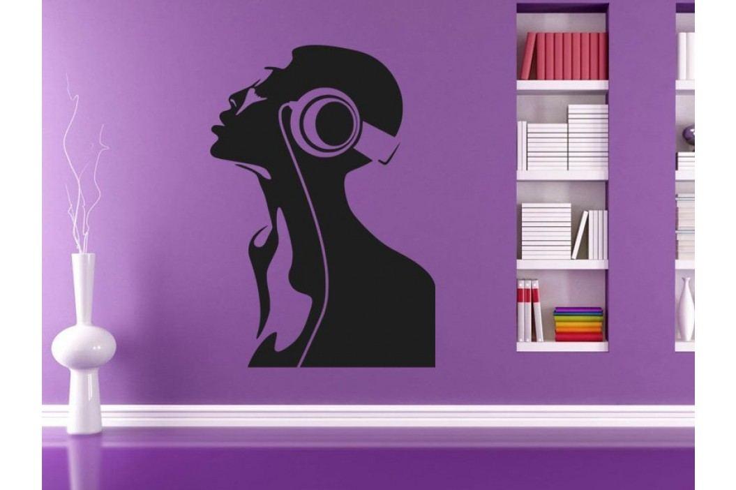 Samolepka na zeď DJ 003 obrázek inspirace