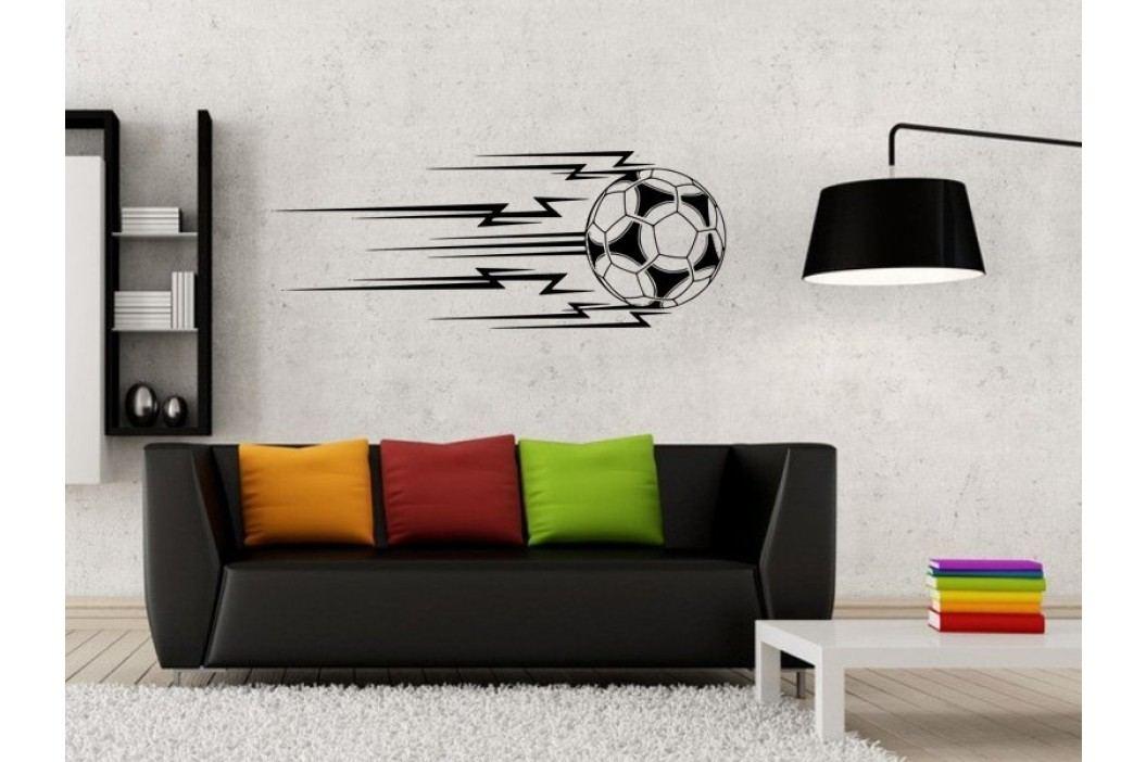 Samolepka na zeď Fotbalový míč 011 obrázek inspirace