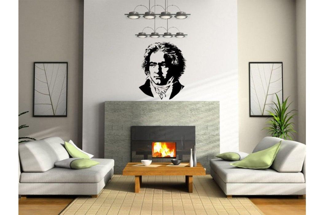 Samolepka na zeď Beethoven 001