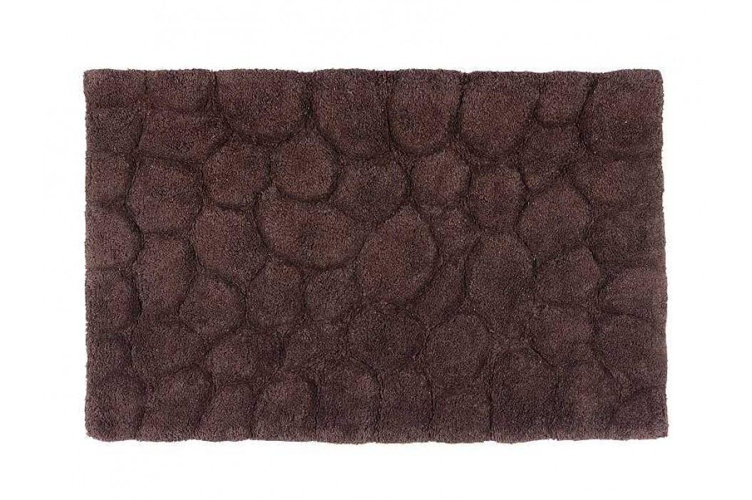 Předložka do koupelny hnědá - bavlna  50x80cm - (BA61346)