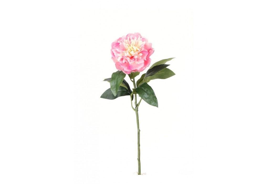Emerald květiny - Mini povoňka růžová, 42cm (416106)