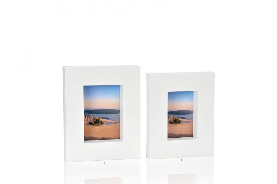 Fotorámeček bílý 10x15cm - (AX14230)