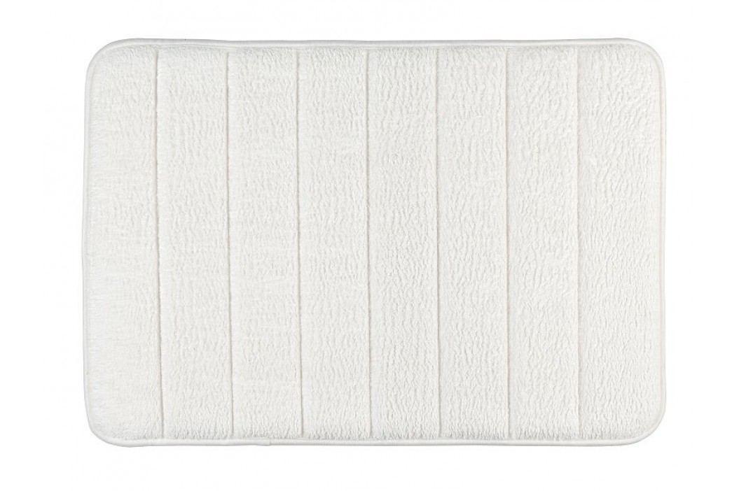 Předložka na koupelny slonová kost, mikrovlákno 40x60cm - (BA14176)