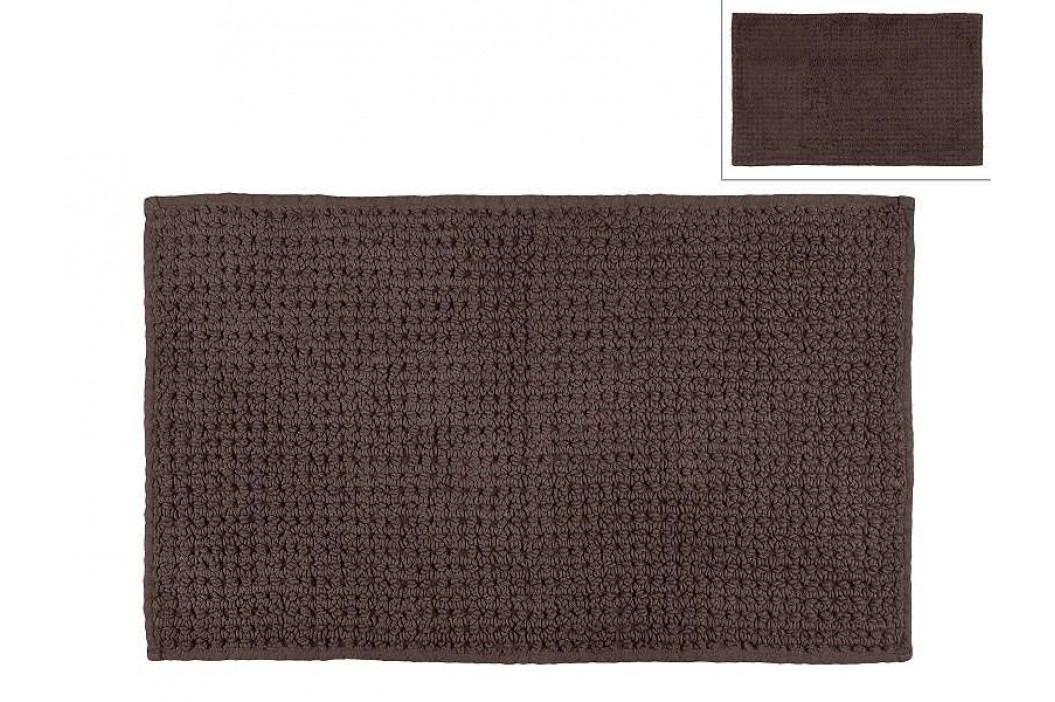 Předložka do koupelny, hnědá, 50x80cm - (BA65226)