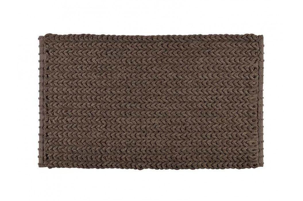 Předložka do koupelny, tmavě béžová 50x80cm - (BA16024)
