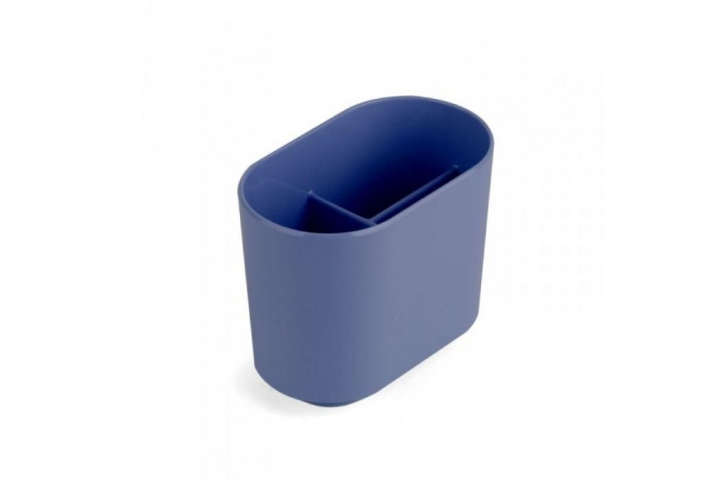 Držák na zubní kartáčky Umbra Step - modrý