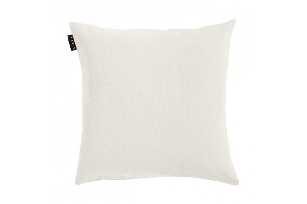 Povlak na polštář 50x50 cm LINUM Annabell - bílý