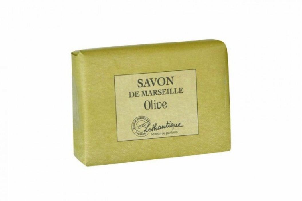 Marseillské mýdlo Lothantique OLIVE, 100 g obrázek inspirace