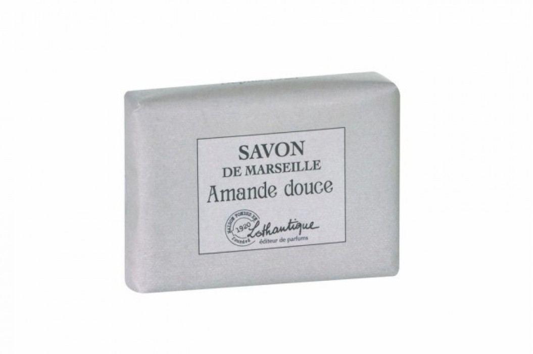 Marseillské mýdlo Lothantique SWEET ALMOND, 100 g