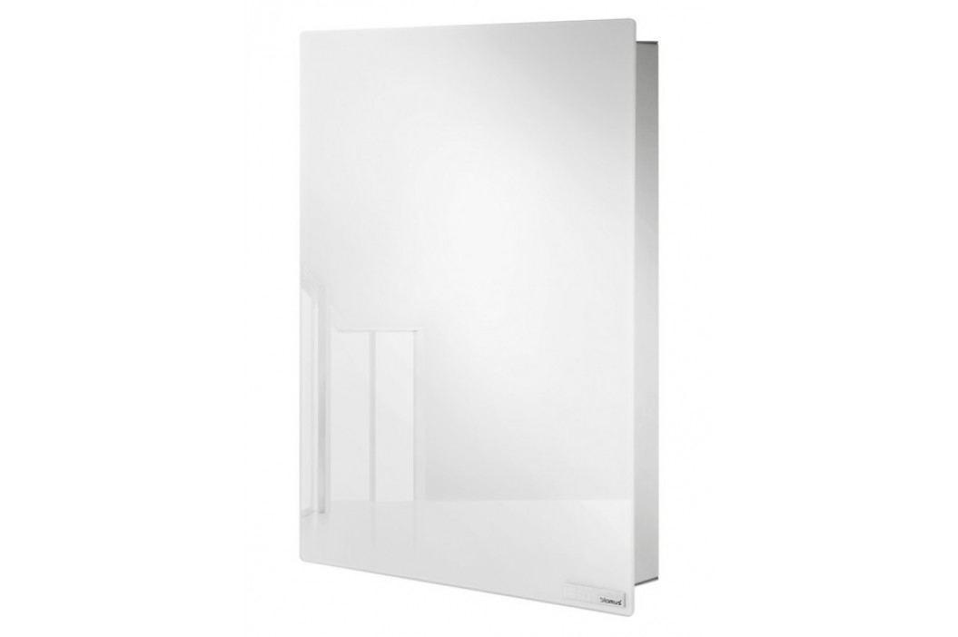 Skříňka na klíče s magnetickými dvířky 40x30 cm Blomus VELIO - bílá