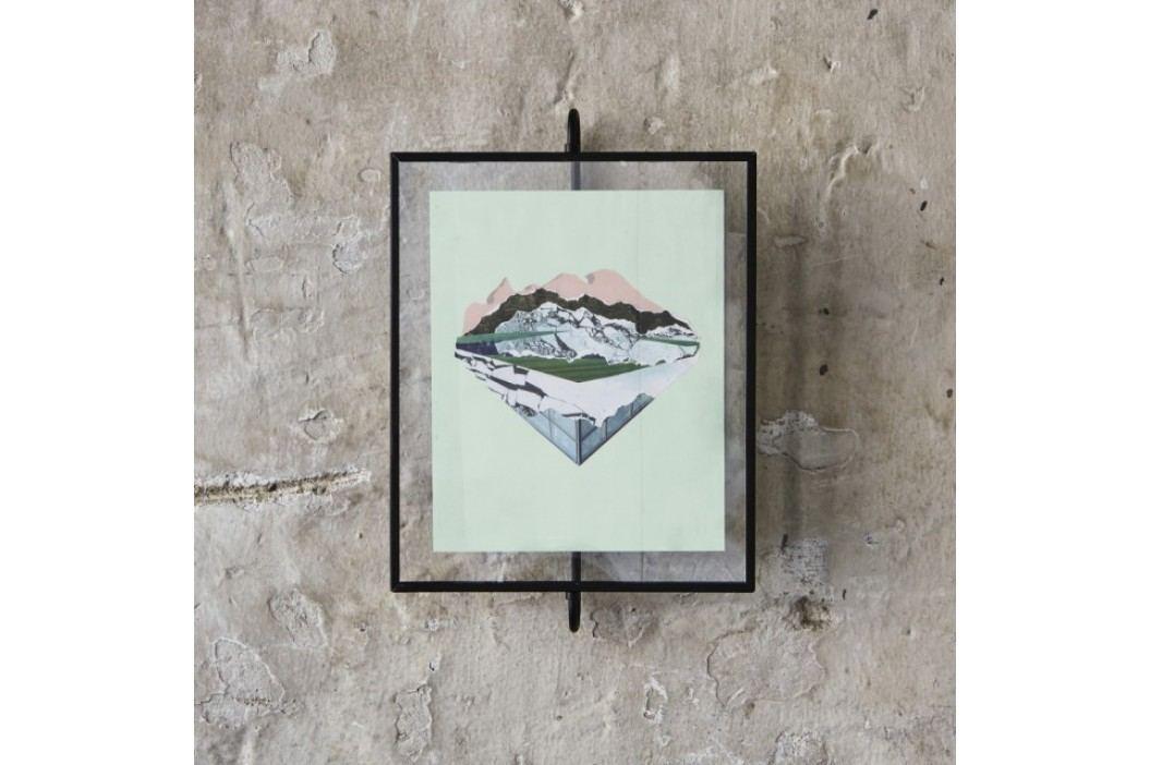Fotorámeček na zeď Umbra PHANTOM -  černý