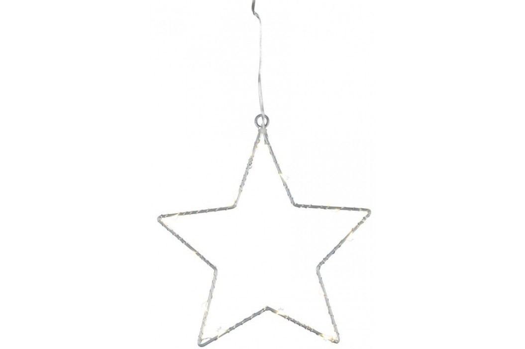 Svítící hvězda na zavěšení STAR TRADING Star - malá