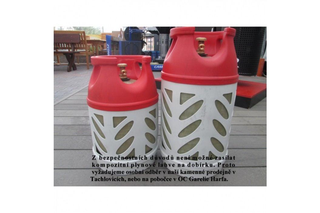 Kompozitní plynová bomba, 7,5 kg Weber