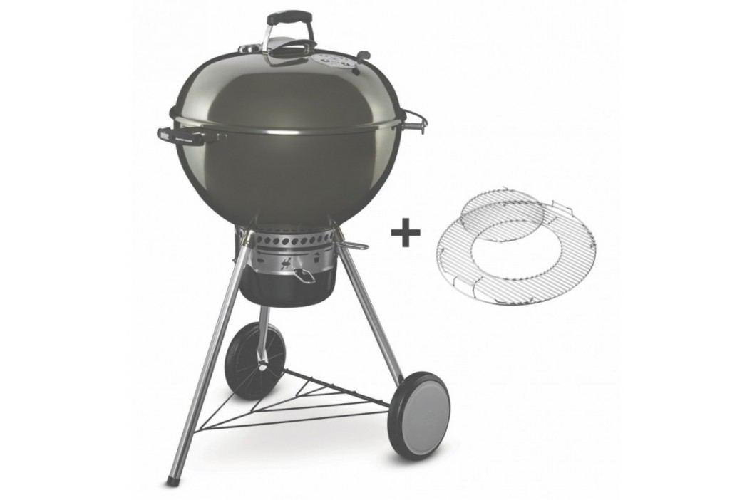 Gril Weber Master Touch GBS 57 cm, kouřově šedý