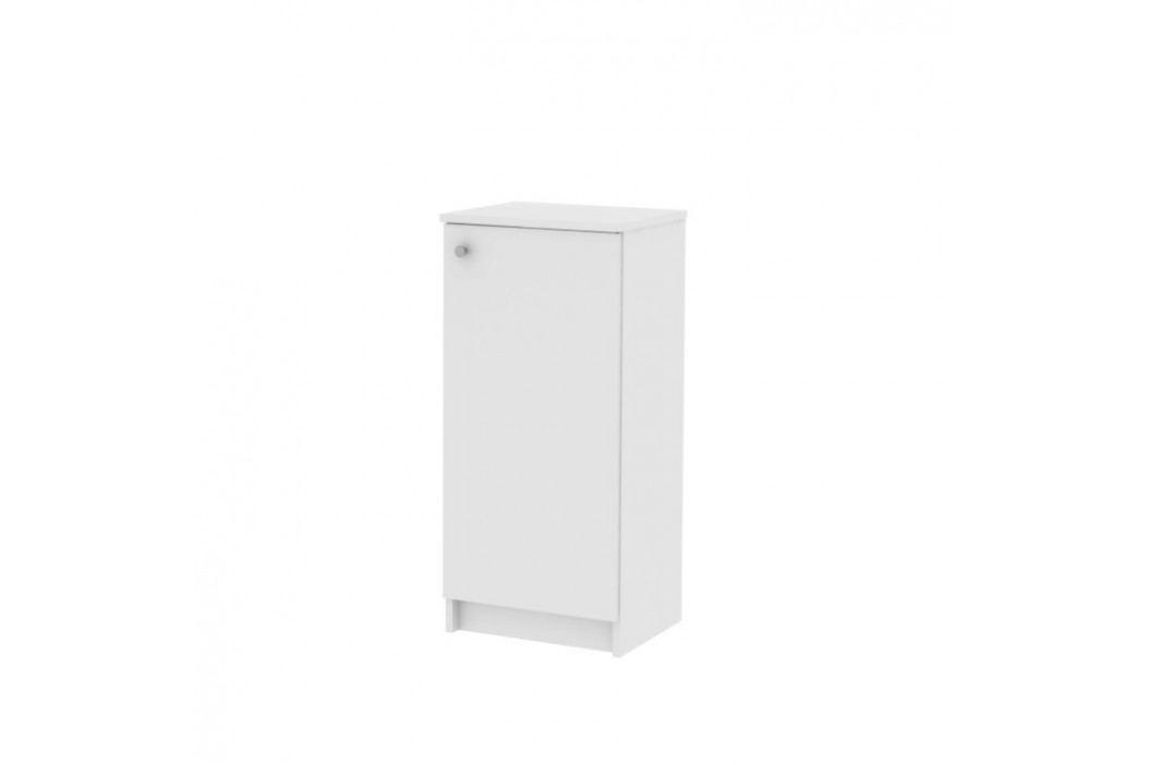 Spodní skříňka, bílá, GALENA SI12