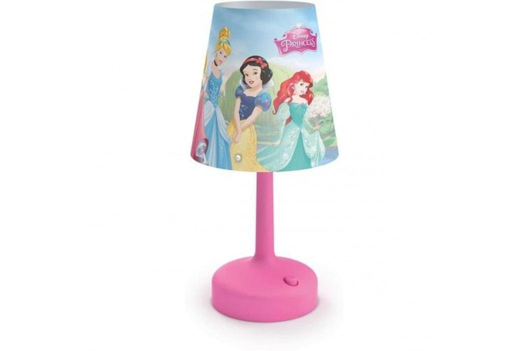 PHILIPS DISNEY LED 71796/28/16 stolní lampa Princess