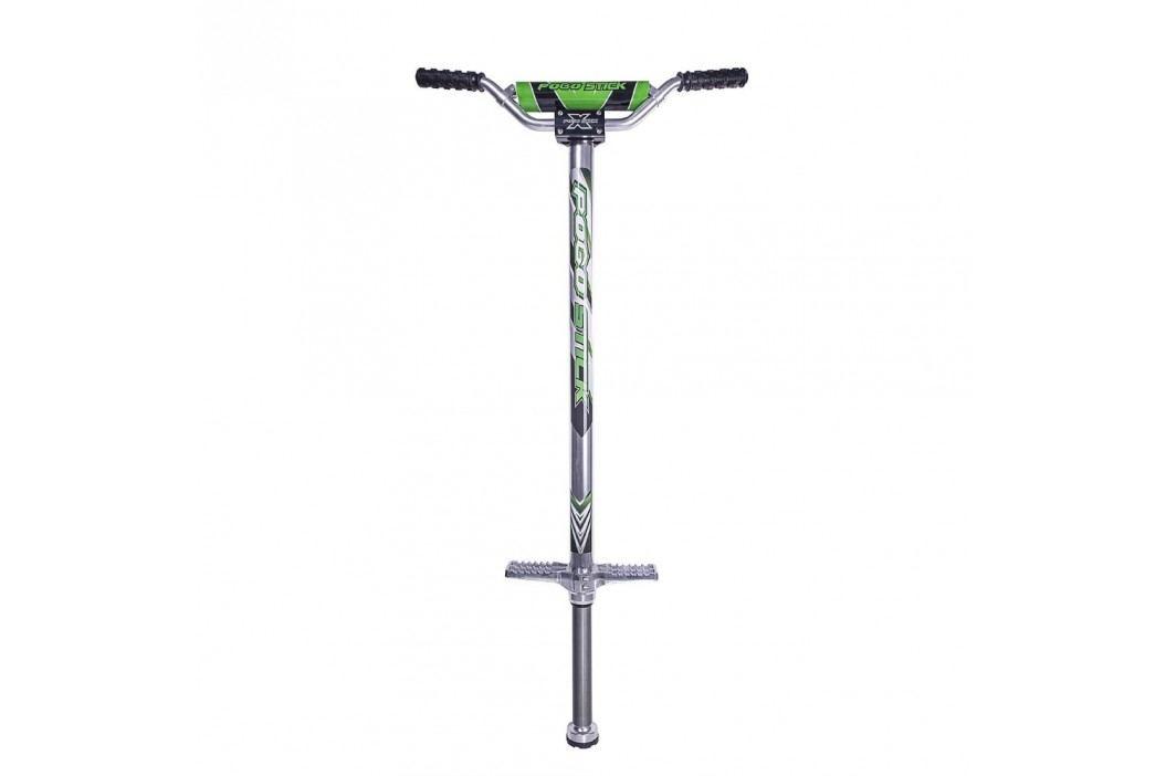 Pogostick Skákací tyč zelená