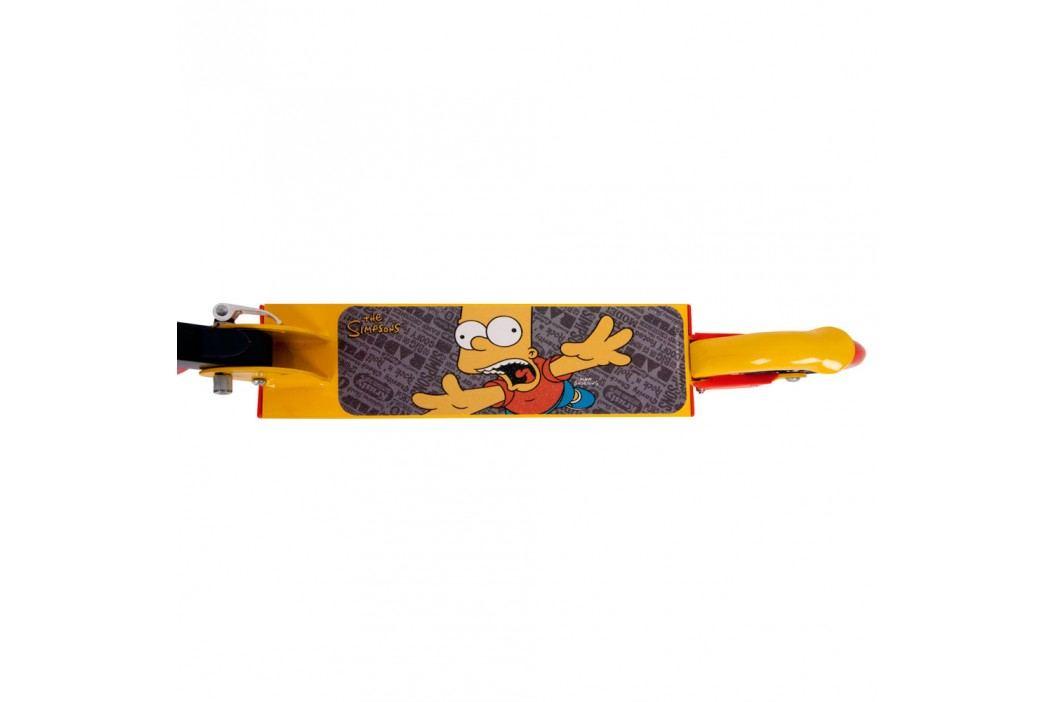 Bart Simpson Dětská koloběžka Bartman