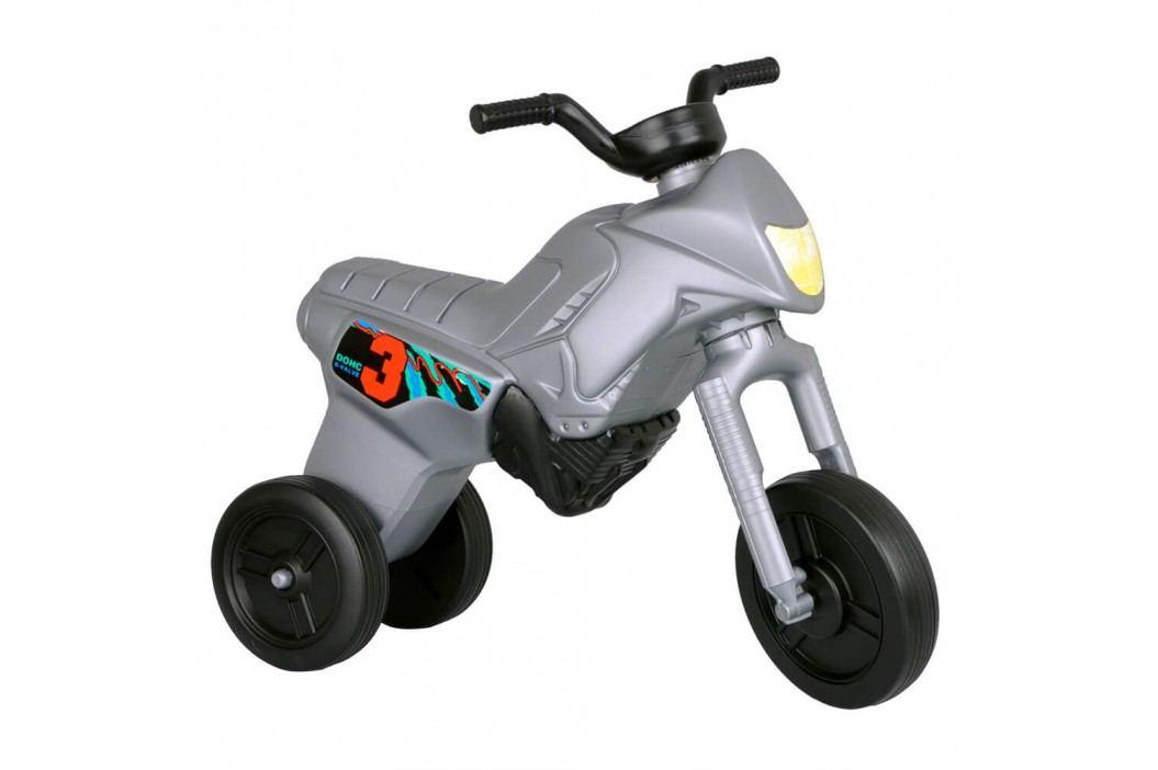 WORKER Enduro Maxi černo-oranžová