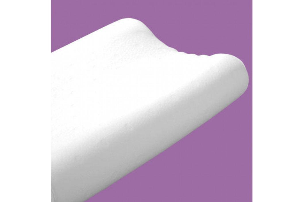 Anatomický polštář z PU pěny - potah standard