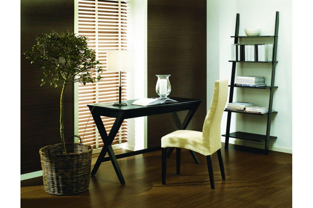 Pracovní stůl 120x60 cm v černé barvě se zásuvkou DO092