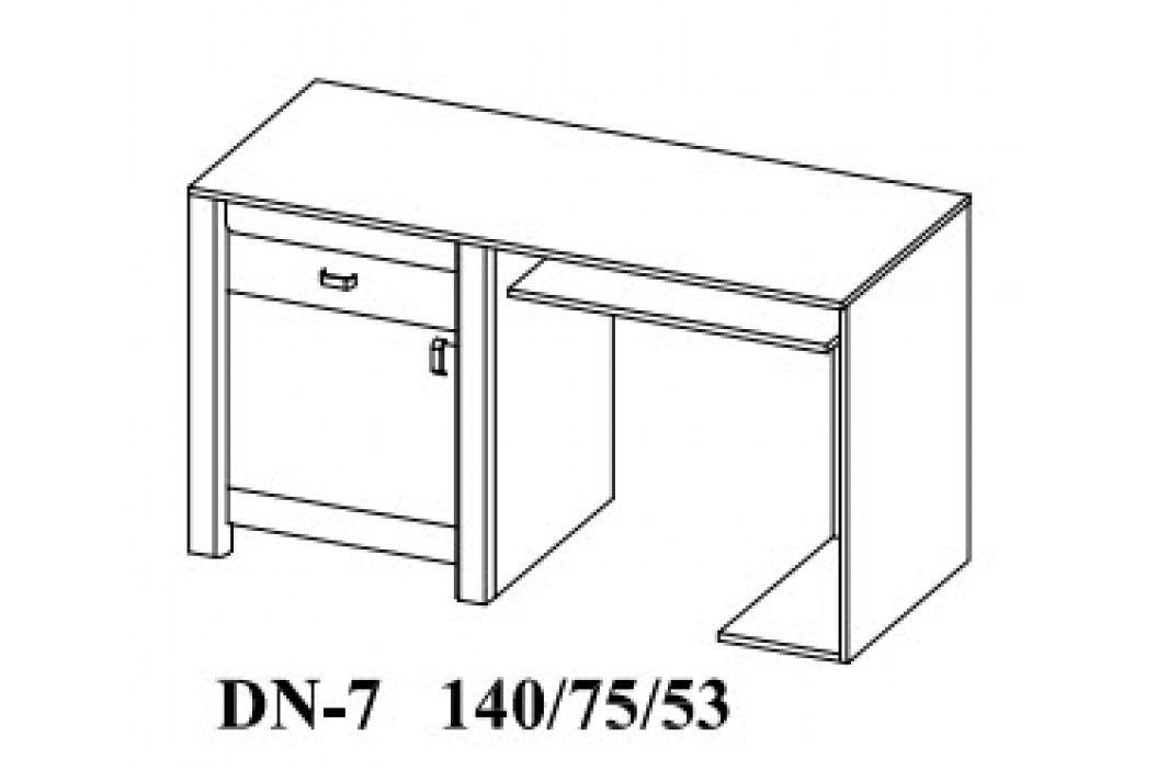 Pracovní stůl KN253