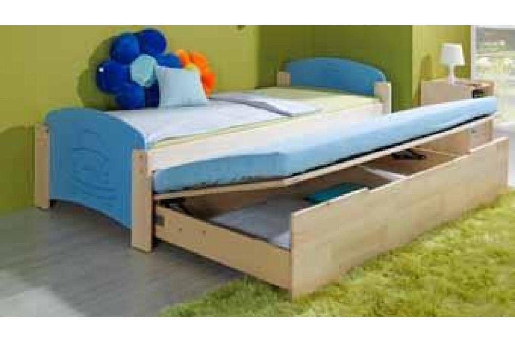 Dětská postel JAN 2 vysouvací