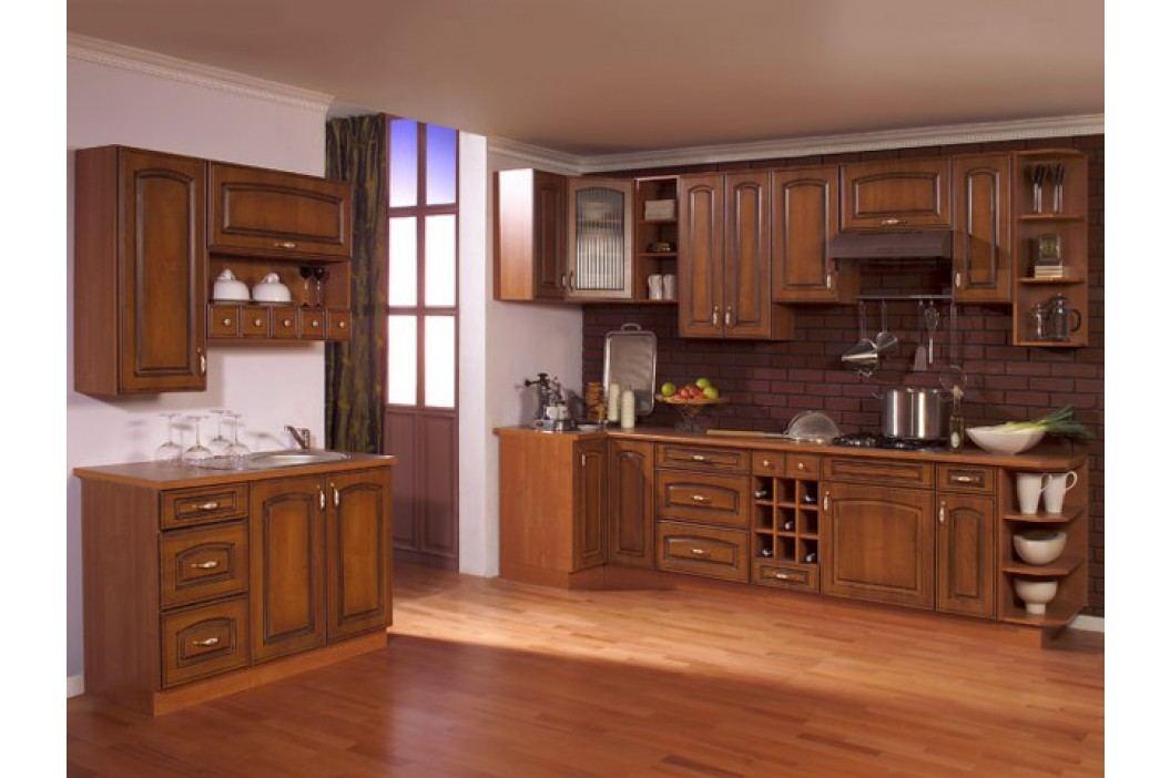Kuchyňská linka ANNA patina 260 cm s možností výběru barvy