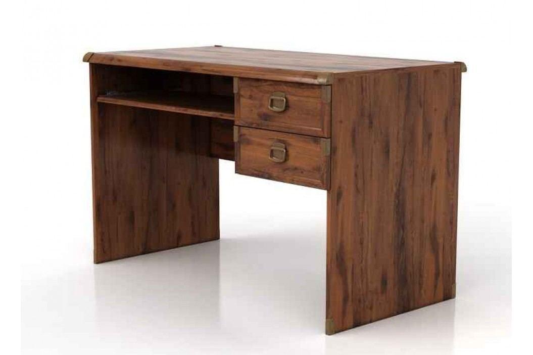 Psací stůl INDIANA JBIU2S dub sutter