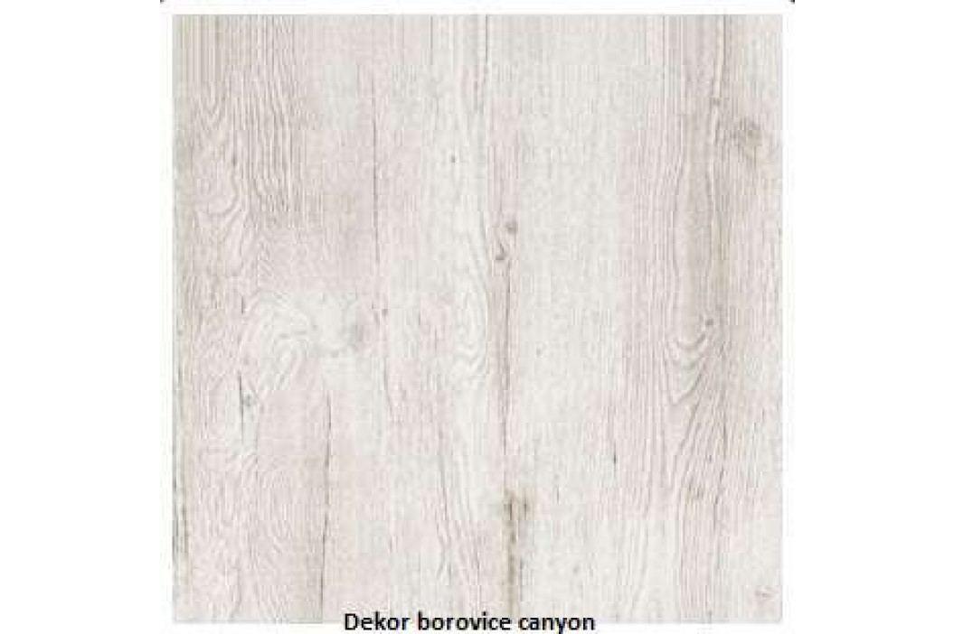 Psací stůl INDIANA JBIU2S borovice canyon