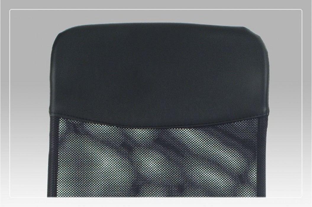 Kancelářské křeslo látka MESH černá KA-E300 BK