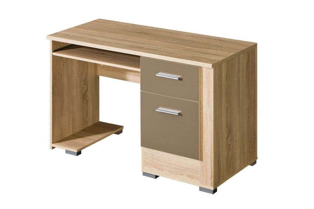 Psací stůl CARMELO C15 lesk