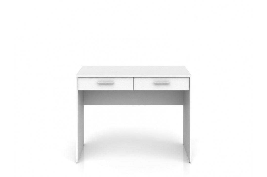 Psací stůl NEPO BIU2S bílá