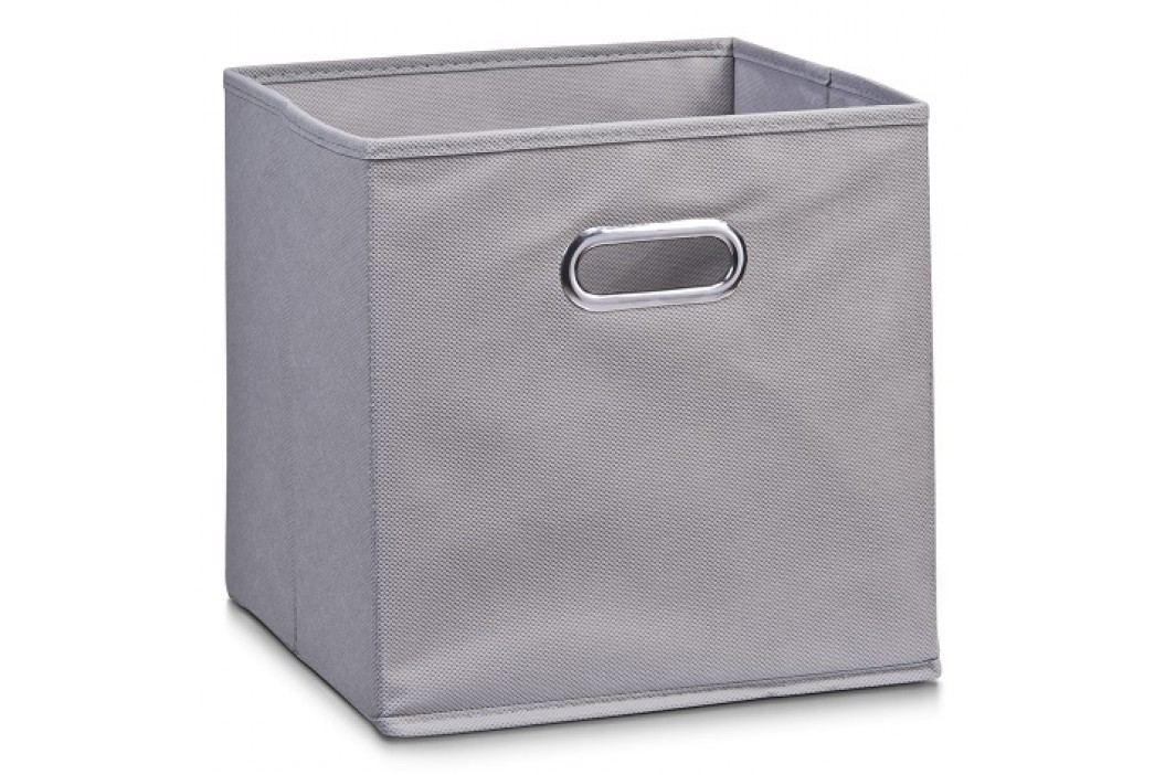 Box úložný flísový šedý E359