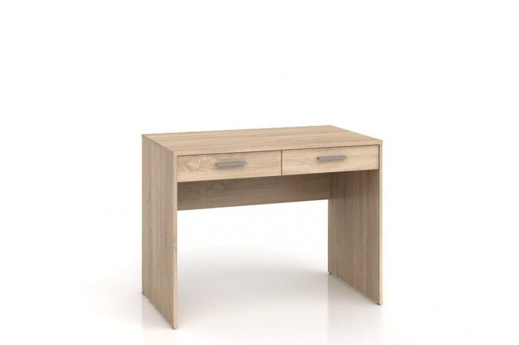 Psací stůl NEPO BIU2S dub sonoma