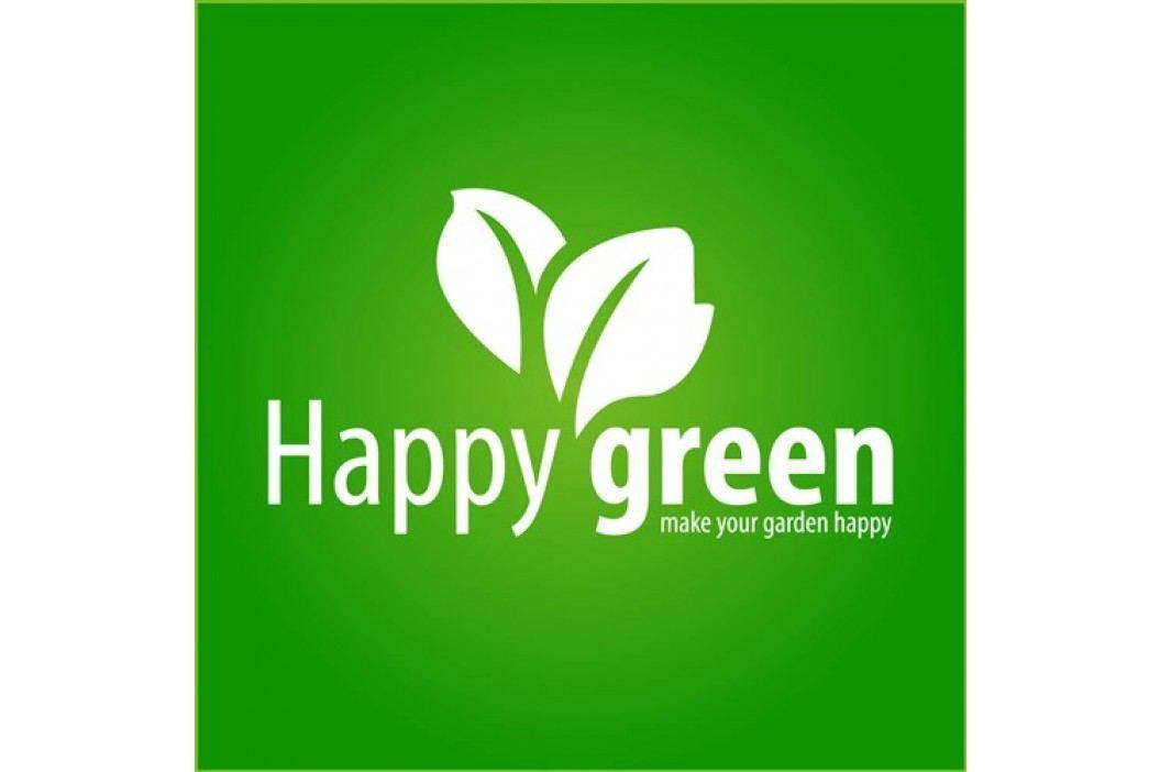 HAPPY GREEN Křesílko ocelové PE RATAN