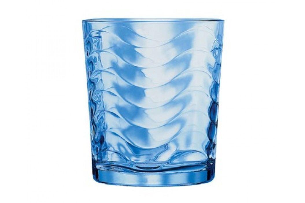 Sada sklenic na whisky BLUE WAVE 260 ml, 6 ks