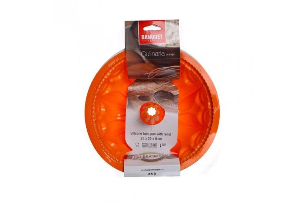 Forma na bábovku silikonová CULINARIA Orange 25 cm, s reliéfem obrázek inspirace