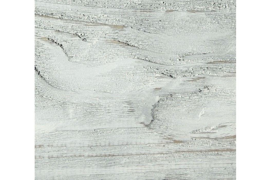 Psací stůl v elegantním dekoru jasan bílý typ I16 KN089