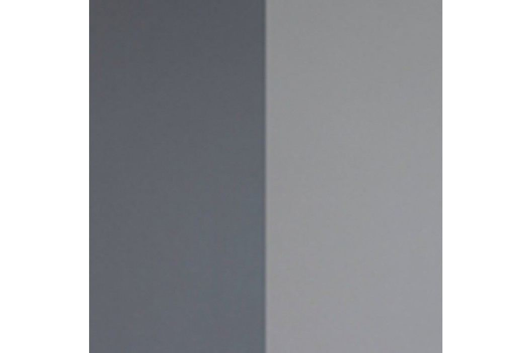 Komoda v barevném provedení grafit typ BR07 KN090