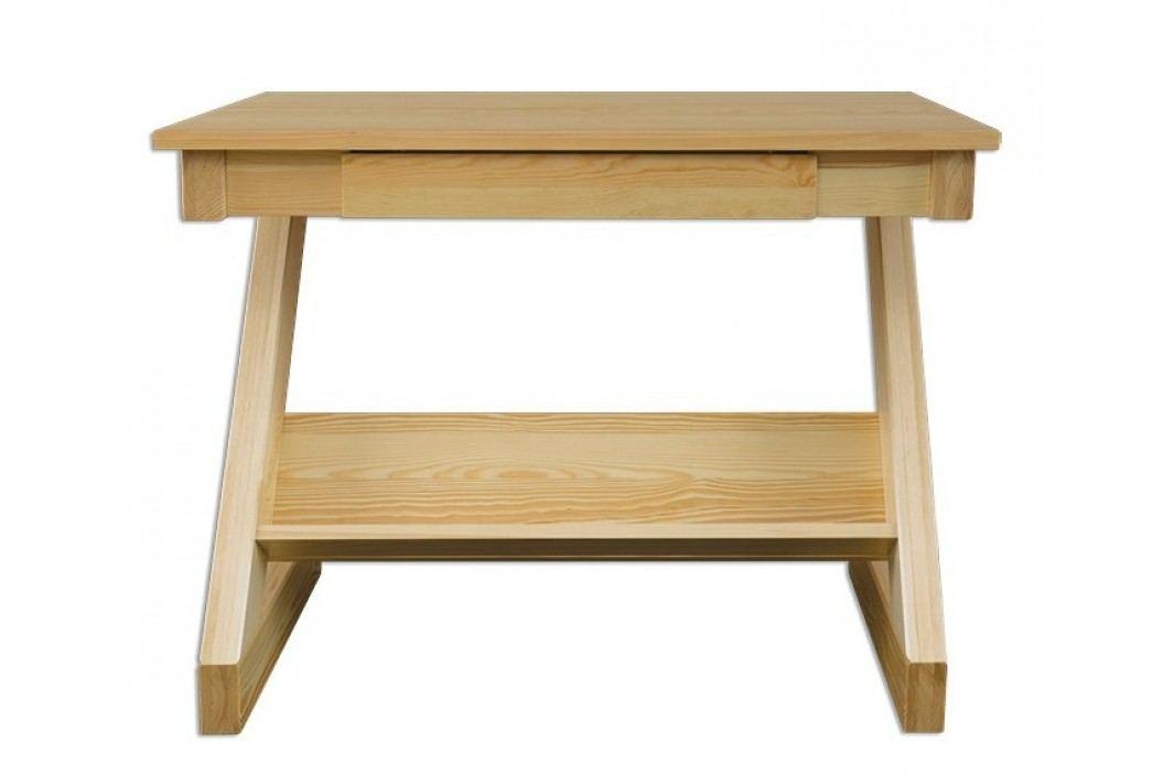 Dřevěný pracovní stůl typ RB118 KN095