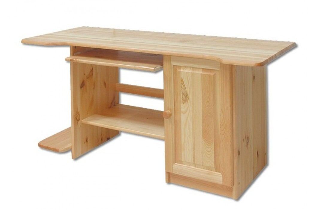 Dřevěný pracovní stůl s dvířky typ RB111 KN095