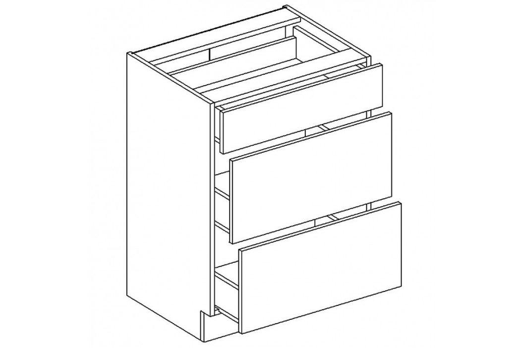 Skříňka dolní PORTAL š.50cm D 50 s3
