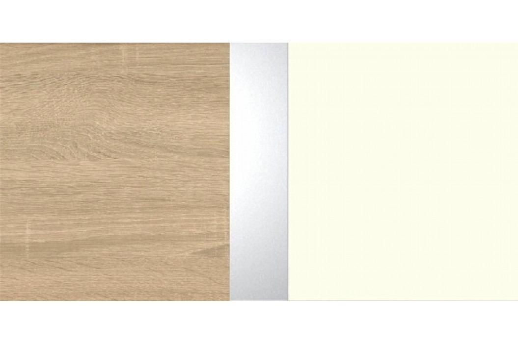 Ložnicová sestava v dekoru dub řezaný typy 748 293 698 KN809