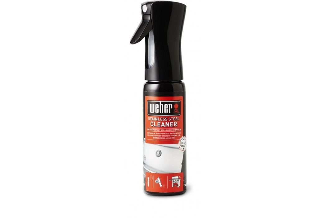 Čistič na ušlechtilou ocel Weber 300 ml