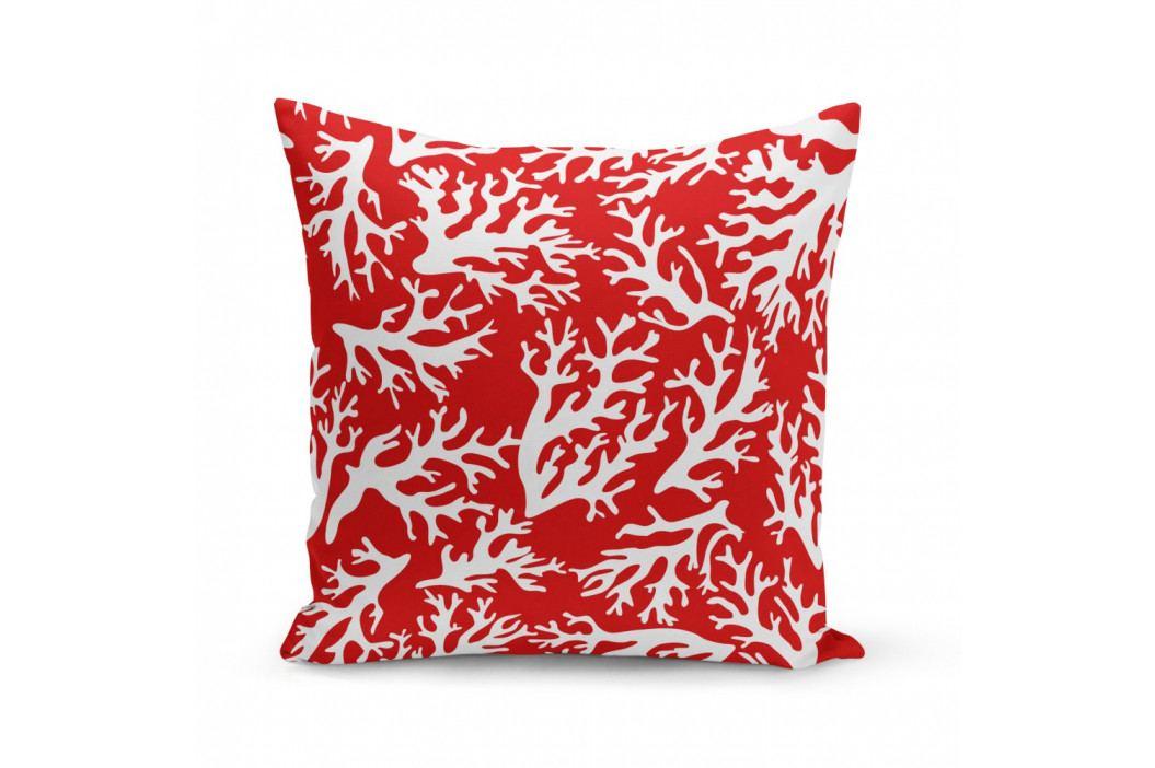 Polštář Red Coral Reef, 43 x 43 cm