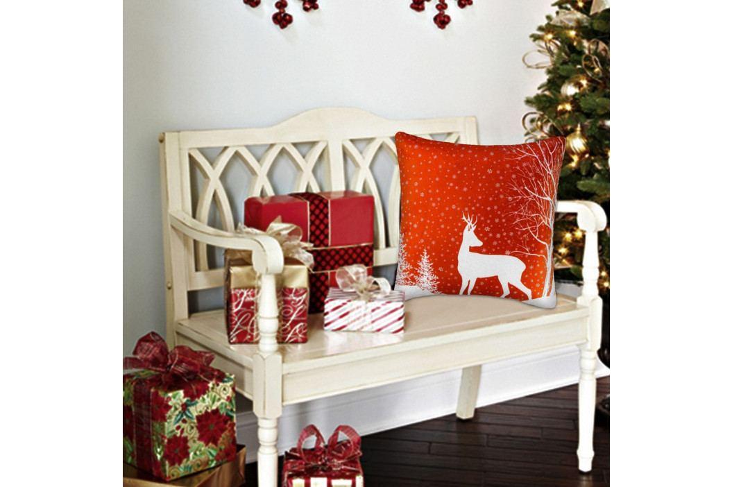 Polštář s výplní Christmas V31, 45 x 45 cm