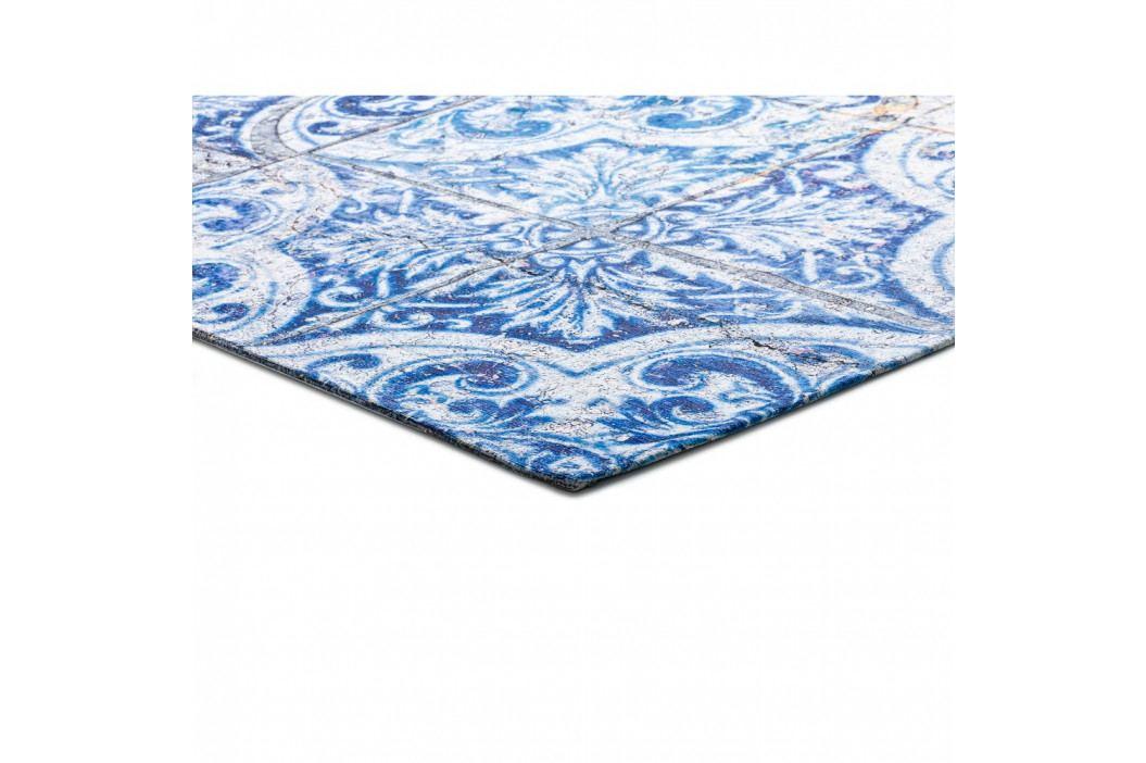 Šedomodrý koberec Universal Alice, 80x150cm obrázek inspirace