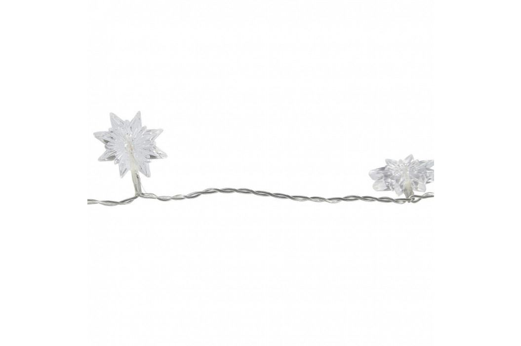 Světelný LED řetěz Villa Collection Crystal,20světýlek obrázek inspirace