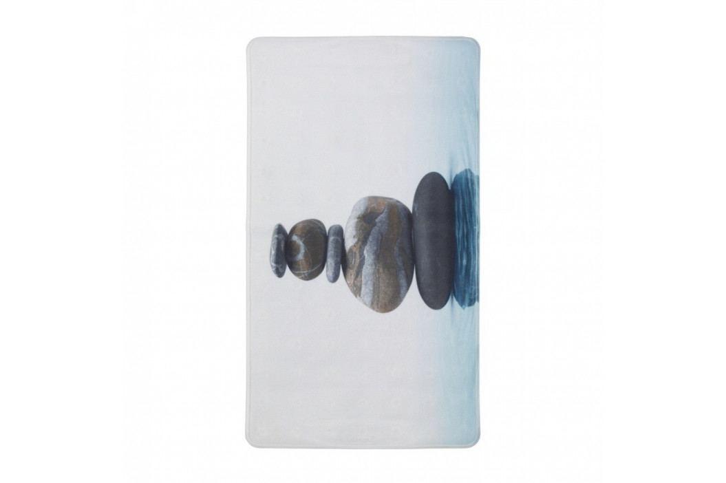 Protiskluzová koupelnová podložka Wenko Balance, 70x40cm obrázek inspirace